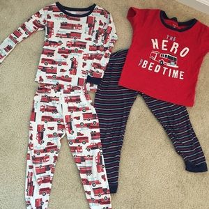 4T Pajama bundle